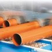 Автоматические Раструбные машины MULTIsocket с механическим инструментом (макс. 2 раструба/цикл) для ПВХ труб от 32мм до 315мм, длина труб от 500мм фото