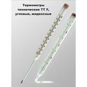 Термометры технические ТТ У, угловые, жидкостные фото