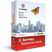 Программный продукт 1С-Битрикс: Управление сайтом - Бизнес веб-кластер фото
