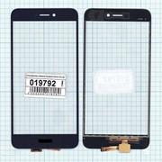 Сенсорное стекло (тачскрин) для Huawei Honor 8 Lite черный, Диагональ 5.2, 1920x1080 (Full HD) фото