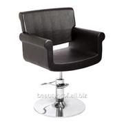 Парикмахерское кресло MONIQUE BLACK фото