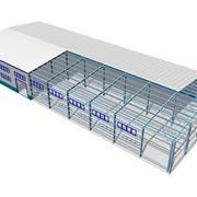 Проектирование и строительство складов фото