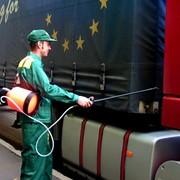 Дезинфекция автотранспорта г.Москва и Московская область фото
