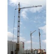 Аренда башенного крана КБСМ-503Б фото
