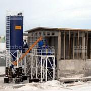 Бетонный завод Скип-30х2 фото