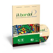 O. Balboa Sanchez, R. Garcia Prieto, M. Pujol Vila A bordo! - 2 Cuaderno de ejercicios + CD Audio фото
