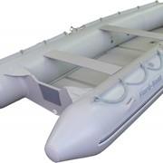 Килевая надувная лодка ПВХ Шторм 400 фото