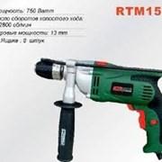 Дрель ударная RTR-MAX 13мм  фото