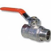 Кран шаровой FM full bore ball valve with lever handle фото