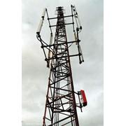 Антенные опоры и радиомачты для применения в линиях связи с размещением антенн различного типа фото