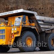 Самосвал карьерный, серия 7531, грузоподъемность 240 тонн фото