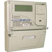 Счетчик электроэнергии Энергомера ЦЭ6850М 1/2 220В 5-100А 2Н 1Р Ш31 фото