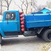 Рыбовозка ГАЗ 3307 фото