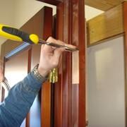 Замеры дверных проемов фото