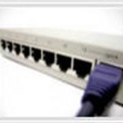 Построение, монтаж локальных сетей, структурированных кабельных сетей фото
