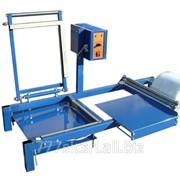 L-образный запайщик для термоусадочной упаковки настольный (импульсный). фото