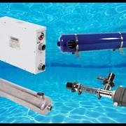 Оборудование для обогрева бассейна фото