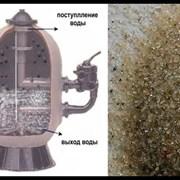 Кварцевый песок для фильтра бассейна фото