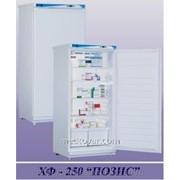 Холод ильник фармацевтический ХФ-250-2 Позис с металлической дверью и замком (250 л) фото