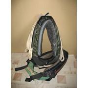 Упряжь для лошади (хомут, узда, вожжи, подпруга, чересседельник, седелка горбатая) фото