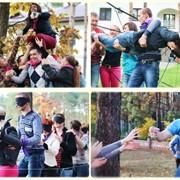 Веревочный курс в Киеве, Украине фото
