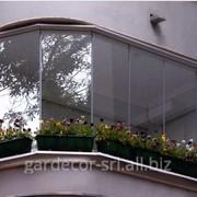 Окна раздвижные фото