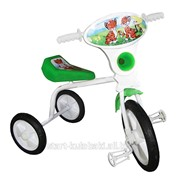 Детский Велосипед Малыш 01П зеленый фото