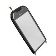 Тачскрин (сенсорное стекло) для Nokia C7-00 black фото