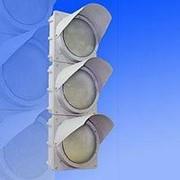 Noname Комплект мобильного радиосветофора 200 мм трехсекционный арт. СцП23413 фото