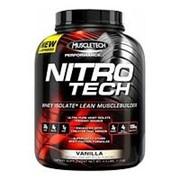 MuscleTech Nitro-Tech Performance Series 4lb (1800 гр), шоколад фото