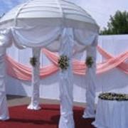 Текстильный дизайн банкетных залов фото