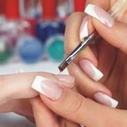 - наращивание ногтей фото