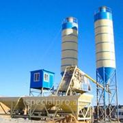 Стационарный бетонный завод Pride СТ–15, производительностью 15 куб.м/час фото