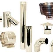 Изготовление дымоходов, систем вентиляции, фасонных изделий. фото