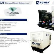 "Дизель генератор ""KJPower"" от 12 кВа до 45 кВа фото"