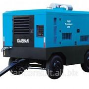 Мобильные дизельные и электрические компрессоры LGCY-12/12, LGCY-15/13, LGCY-18/17 марки Кайшан (Kaishan) фото