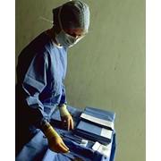Одноразовое хирургическое белье фото