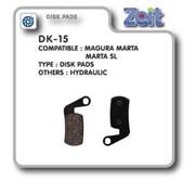 Колодка дисковая Zeit DK-15 фото