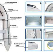 Лодка 3.2М Fsa Al, Арт.8092 фото