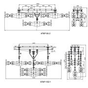 Подвес многороликовый типа 5П6Р, 4П6Р фото