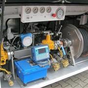Обьемно-массовый расходомер Endress+Hauser IPM-01 массомер LPGmass на основе эффекта кориолиса для выдачи СУГ с газовоза, газовой цистерны, заправки АГЗС пропан-бутаном. фото