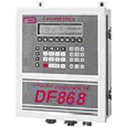 Стационарный ультразвуковой расходомер-счетчик жидкости DF 868 фото