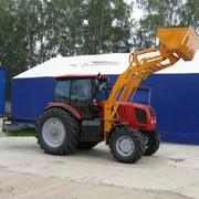 Погрузчик БЛ-750 на базе трактора Беларус 2022.3 фото