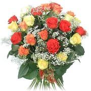 Доставка цветов. фото