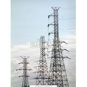 Передача электроэнергии фото