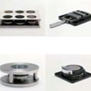 Держатели образцов для цилиндрических образцов, держатели образцов до 6-ти образцов для совместной работы фото