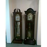 Часы напольные. фото