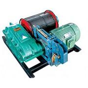 Лебедка электрическая TOR (JM) 2,0т-150м с канатом фото