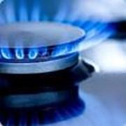 Добыча естественного газа фото