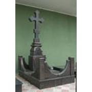 Памятники из гранита, мрамора фото